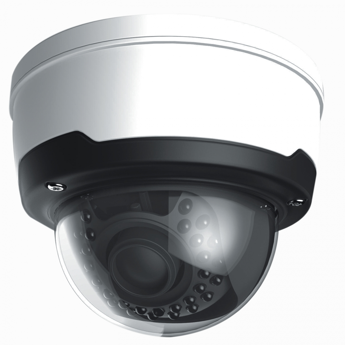 5MP AHD DOME VARIFOCAL LENS - TVT73VFAHD/5