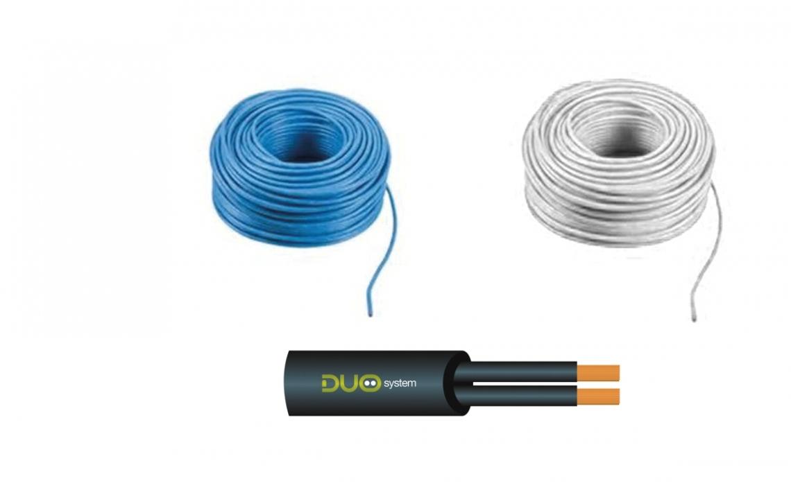 Actualizaciones de cable para Duo System
