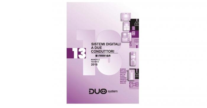 Aggiornamento manuale tecnico 13 Duo System