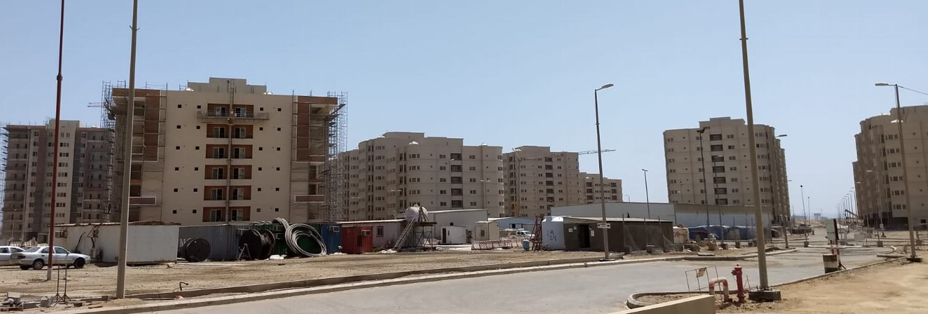 Asia Al Raidah Housing Complex Project Jeddah Saudi Ar