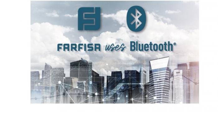 Bluetooth pour Farfisa