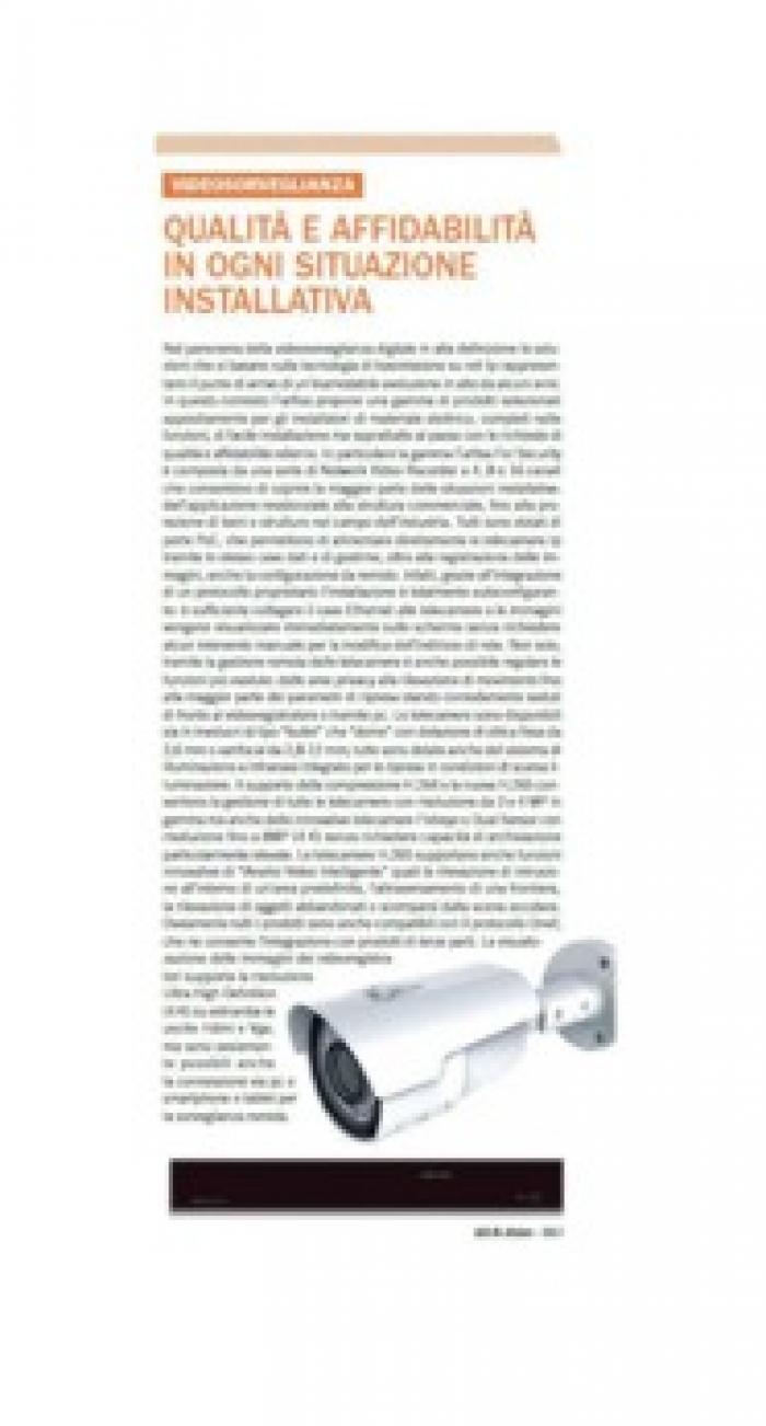 Farfisa for Security: Qualità e affidabilità in ogni situazione installativa