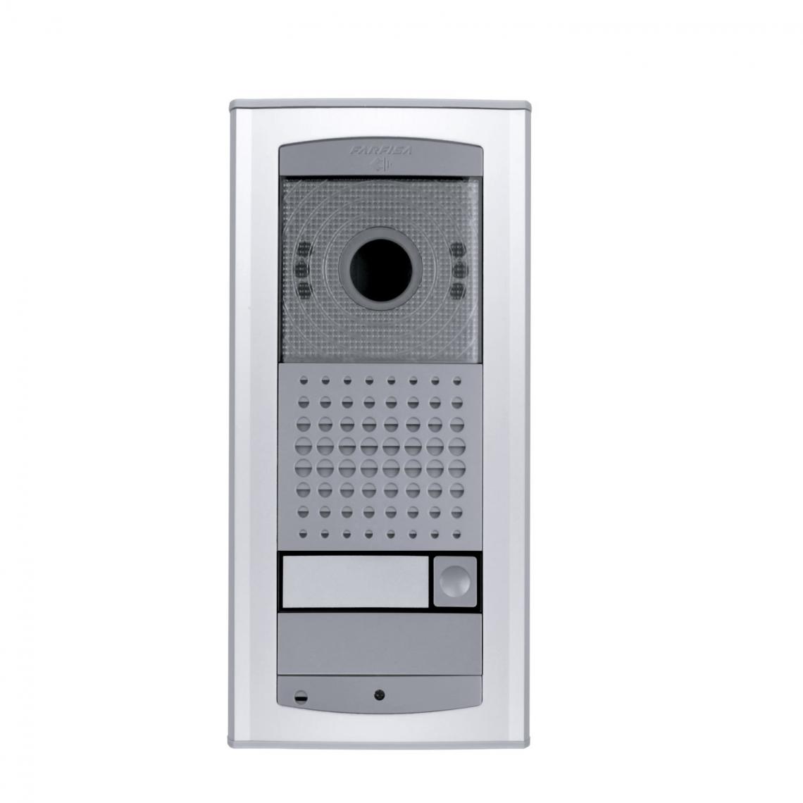 Agorà Light colour audio-video door station - VD2121CAGL