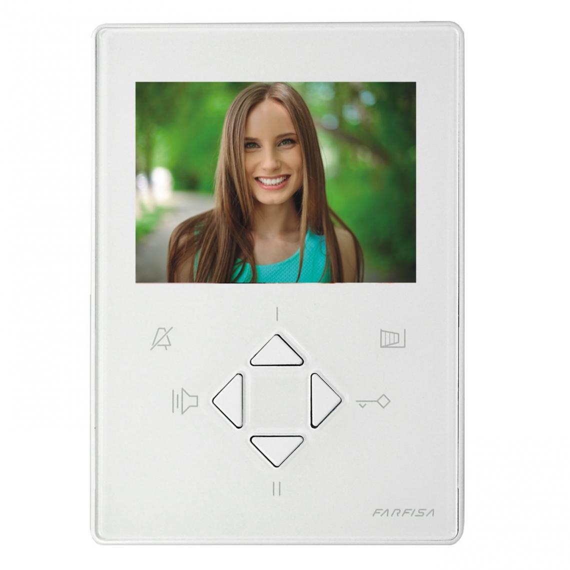 Videocitofono ZheroS  - ZH1252W