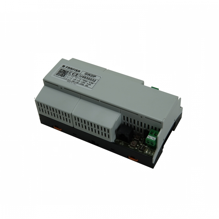 Gateway interface Duo System-IP -GW2IP