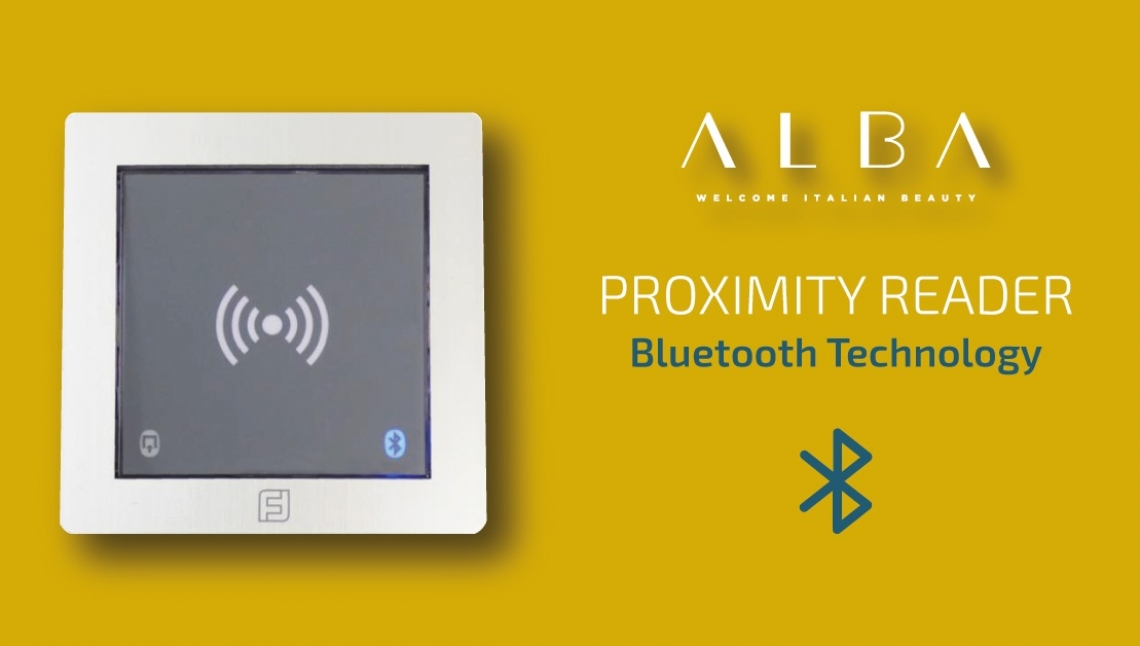 Introduction of new proximity reader Alba