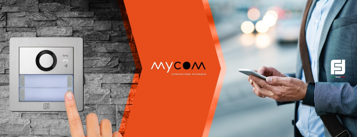 New MyCom with Alba3G