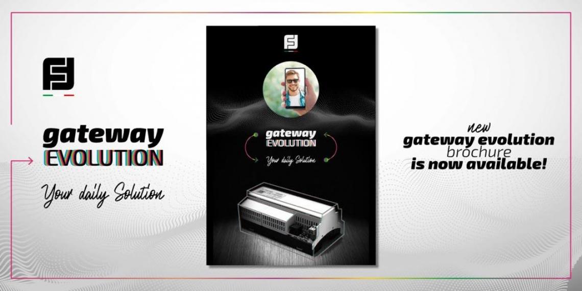 New brochure for gateway