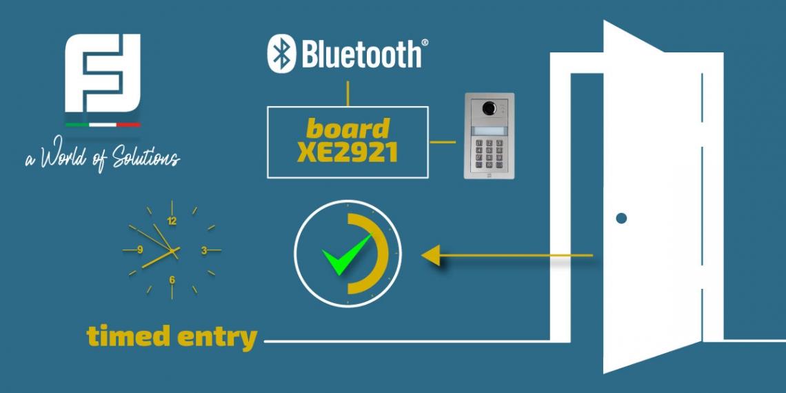 Nueva carta XE2921 para Alba en tecnologia Bluetooth