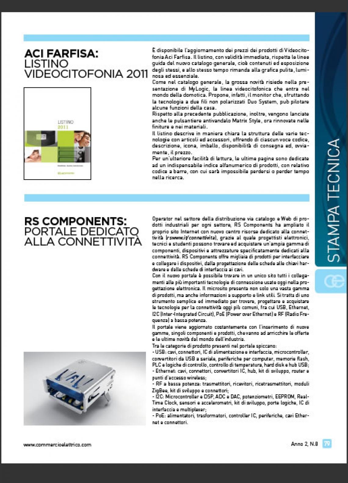 Nuovi prezzi Videocitofonia