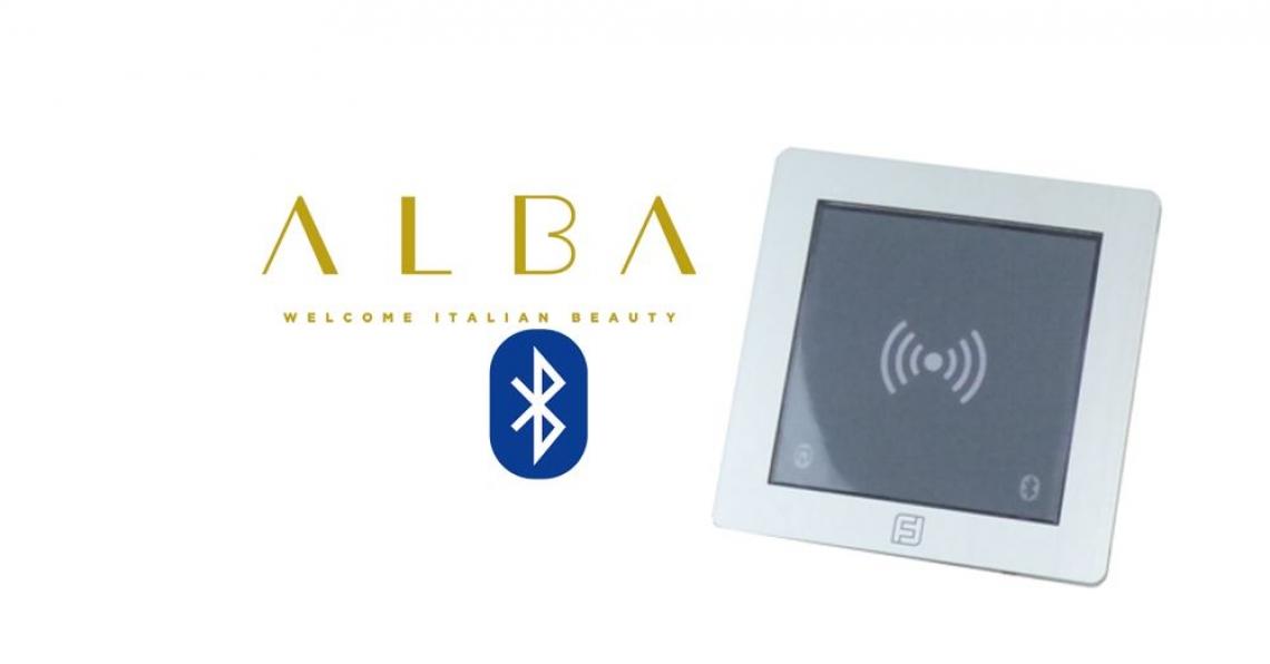 Presentazione nuovo lettore di prossimità Alba