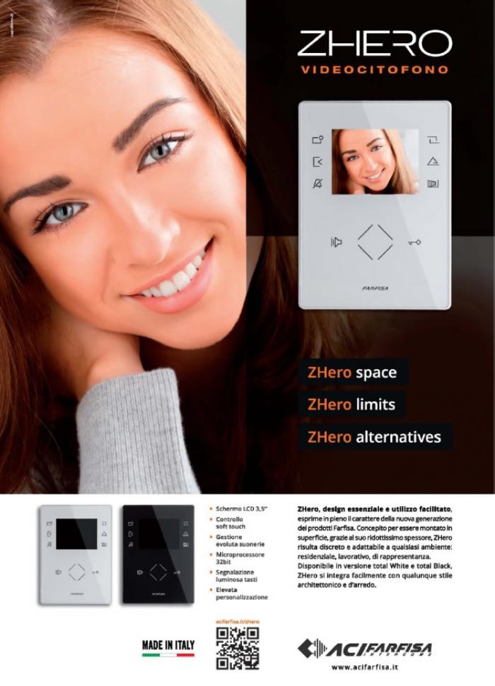 Videocitofono ZHero
