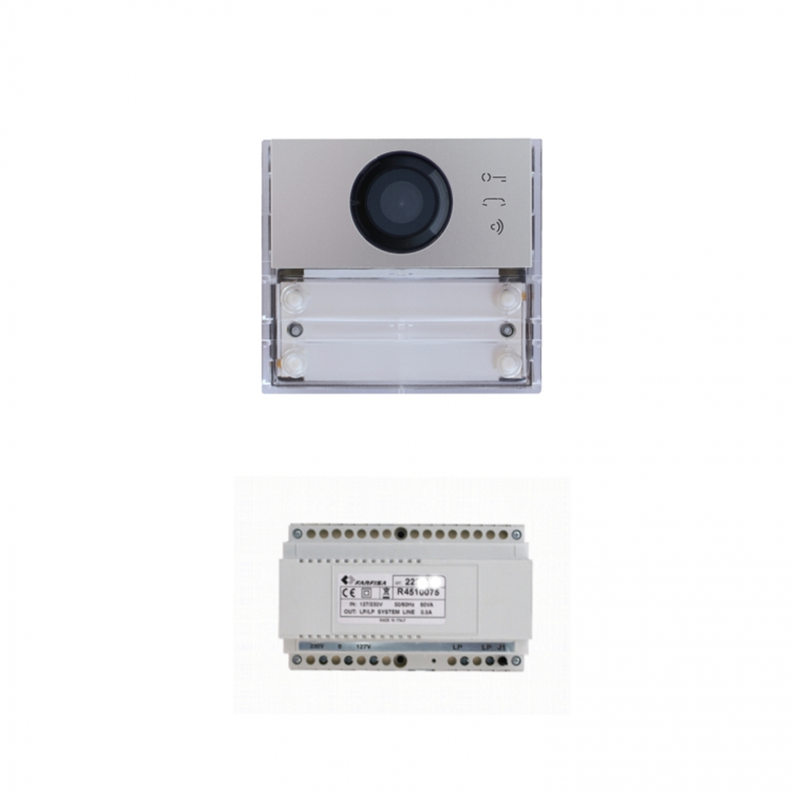 Videokit basic installation - BVAB