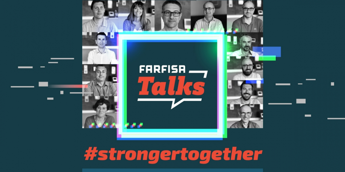 What is Farfisa Talks?